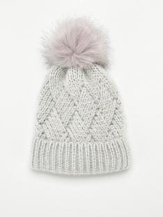 v-by-very-raina-lurex-thread-knitted-beanie-grey