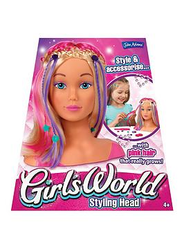 john-adams-girls-world-styling-head