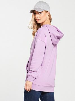 Clearance Outlet  Lilac Hoodie by Very Oversized V Discount 2018 Cheap Sale Supply Outlet Looking For 2018 New JlsVs