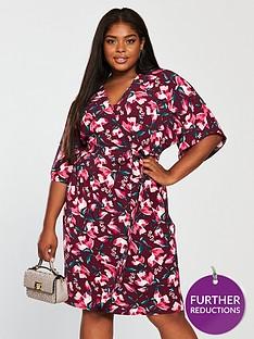 v-by-very-curve-kimono-sleeve-pencil-dress