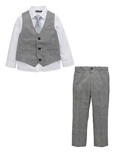 mini-v-by-very-occasionnbsp4-piece-suit-set-grey