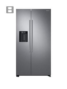 samsung-rs67n8210s9eu-america-style-frost-free-fridge-freezer-with-plumbed-water-ice-dispenser--nbspmatt-silver