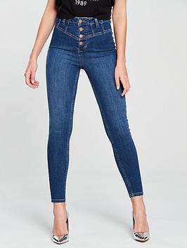 v-by-very-addison-corset-waist-super-skinny-jean-dark-wash