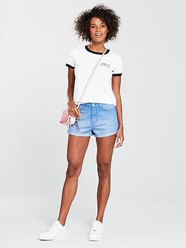 Short Very Turn Blue by Up Bright V Under Sale Online Genuine Cheap Online Get The Latest Fashion Footaction Cheap Price ksKj6jY6e