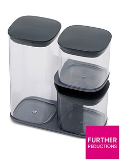 joseph-joseph-podium-3-piece-storage-jar-set-with-stand