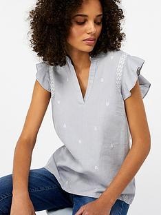 monsoon-rita-linen-embroidered-sleeveless-top-grey