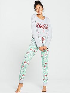 coca-cola-coca-cola-pyjama-set-greypale-blue