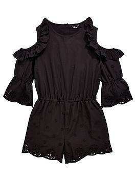 v-by-very-cold-shoulder-frill-playsuitnbsp--black