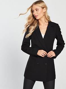 v-by-very-double-breasted-blazer-black