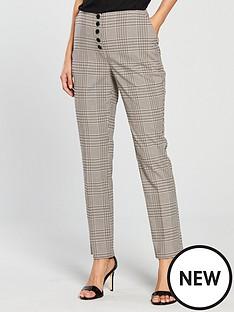 v-by-very-check-cigarette-trouser-printednbsp