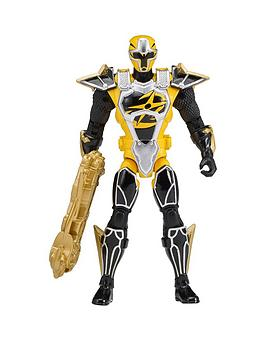 power-rangers-super-ninja-steel-action-heroes-ndash-yellow