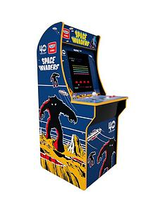 games-arcade1up-space-invaders
