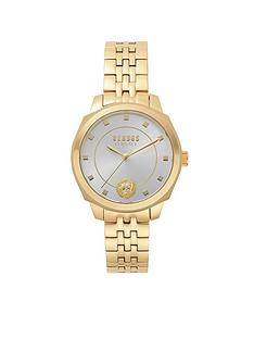 versus-versace-chelsea-silver-and-versus-lion-head-dial-with-yellow-gold-tone-stainless-steel-bracelet-ladies-watch