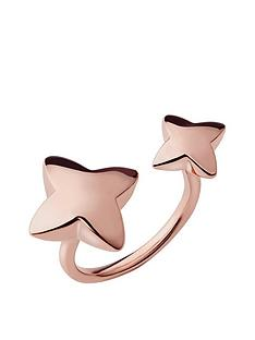 links-of-london-links-of-london-splendour-18kt-rose-gold-vermeil-double-ring