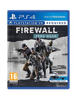playstation-4-firewall-zero-hour-playstation-vr-required