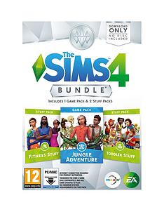 pc-games-the-sims-4-bundle-jungle-adventure-fitness-and-toddler-pc