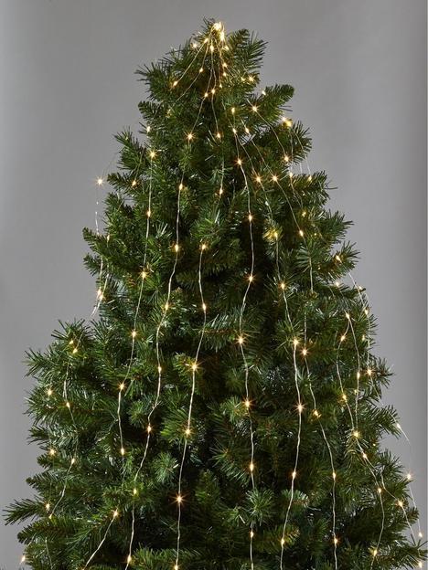 450-led-copper-horsetail-christmas-tree-lights