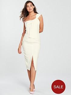 lavish-alice-twisted-one-shoulder-midi-bodycon-dress-white