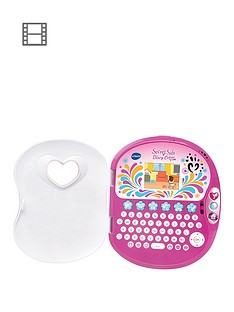 vtech-secret-safe-diary-colour