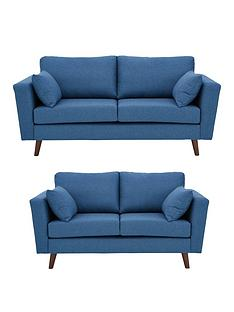 ideal-home-porter-fabric-3-seater-2-seater-sofa-set-blue-or-grey-buy-and-save