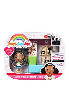 toys-and-me-tiana-unboxing-studio-summer-fun