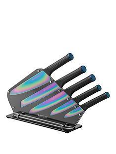 viners-iridescent-5-piece-knife-block-set