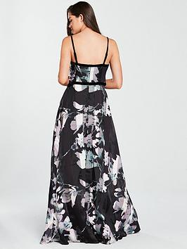 Low Price Fee Shipping Sale Online Multi Maxi Dress Showstopper  Unique Floral Forever For Cheap Cheap Sale 2018 New The Cheapest For Sale Clearance Pay With Visa giXQK