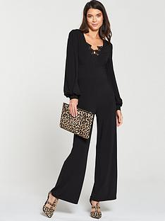 v-by-very-lace-trimnbspjumpsuit-black