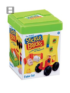 stickle-bricks-farm-set