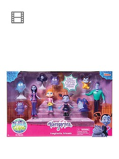 vampirina-fangtastic-friends-set