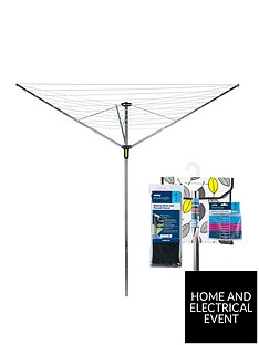 minky-outdoor-rotary-airer-with-accessories-35m-3-arm