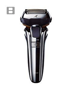 panasonic-panasonic-es-lv9q-5-blade-wetdry-shaver-with-charging-stand
