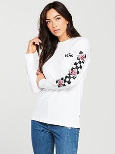 893bdc2b1 Long Sleeve   White   Tops & t-shirts   Women   www ...