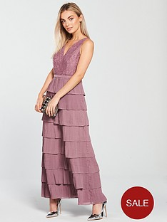 little-mistress-petite-lace-tiered-maxi-dress-rose