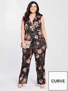 little-mistress-curve-little-mistress-curve-v-neck-floral-printed-jumpsuit