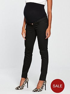 mama-licious-maternity-julianne-skinny-jeans-with-jersey-waistband-black