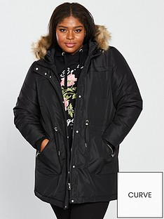 junarose-curve-newzinfa-faux-fur-hooded-parka-coat-black