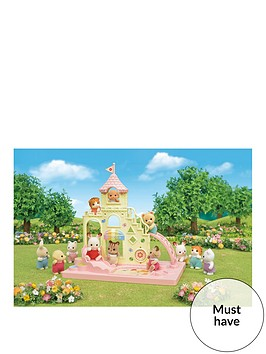 sylvanian-families-sylvanian-families-baby-castle-playground