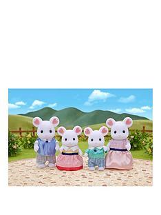 sylvanian-families-marshmallow-family
