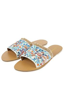 accessorize-embroidered-floral-slider-multi
