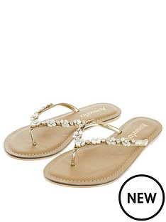 accessorize-pearl-flower-flip-flop-gold