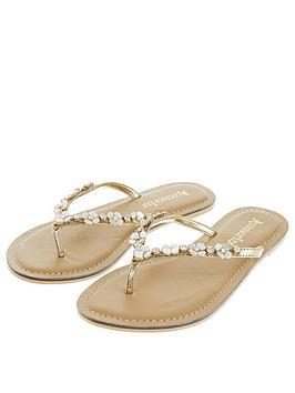 accessorize-pearl-flower-flip-flop-gold