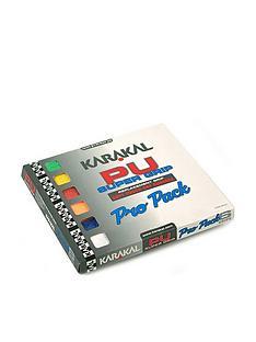 karakal-karakal-pu-super-grip-solid-assorted-pro-pack
