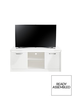 consort-indy-ready-assembled-gloss-tv-unit-with-led-lights-white-fits-up-to-55-inch-tv