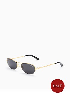 vogue-eyewear-micro-oval-brow-bar-sunglasses-blackgold