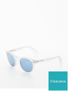 9c7c5a221 Ralph Lauren Clear Polo Perspex Sunglasses - Blue