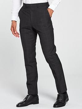 ted-baker-windowpane-check-trouser