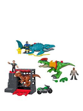 imaginext-jurassic-world-feature-assortment