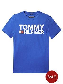 tommy-hilfiger-boys-short-sleeve-graphic-t-shirt-blue