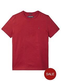 102836ab917 Tommy Hilfiger Boys Classic Short Sleeve T-shirt